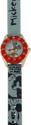 Disney AW100225 Analog Watch  - For Girls, Boys