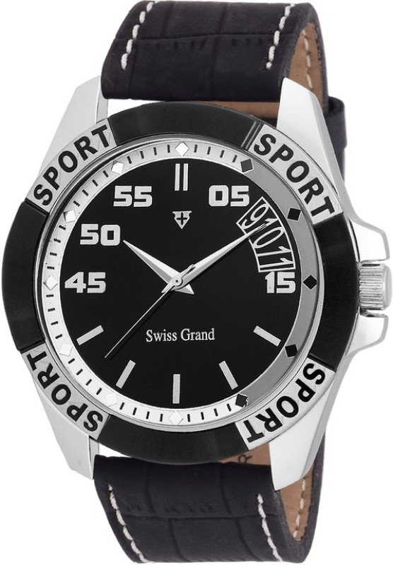 Swiss Grand SSG 1119 Analog Watch For Men