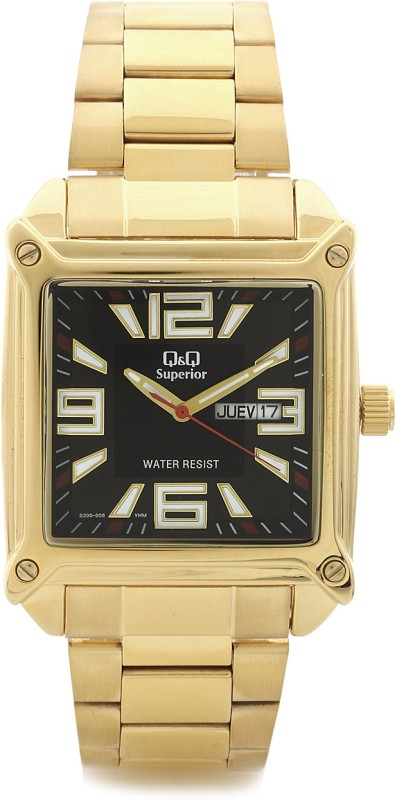 QQ S200 005Y Analog Watch For Men