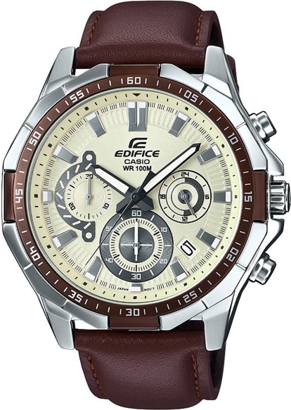 Casio EX340 Edifice Analog Watch For Men