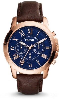 Fossil FS5068I Grant Chronograph Analog Watch - For Men