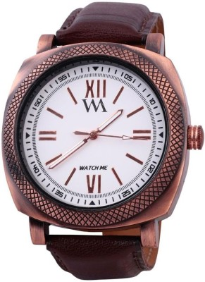 WM WMAL-084-Whiteva Analog Watch  - For Men