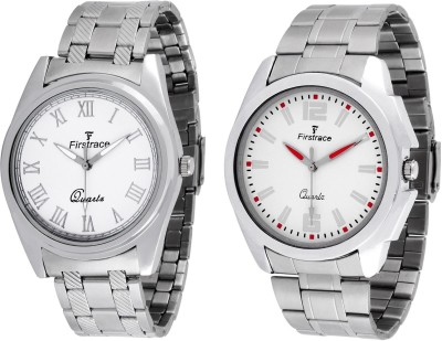 Firstrace 107-108 Analog Watch  - For Couple
