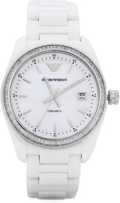 Emporio Armani AR1497 Analog Watch  - For Women