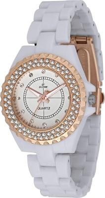 Dezine DZ-LR1550 Analog Watch  - For Women