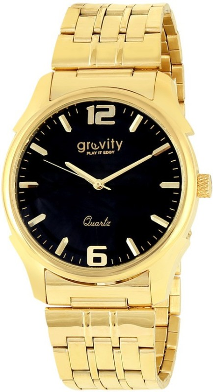 Gravity GXGLD83 Luxurious Analog Watch For Men