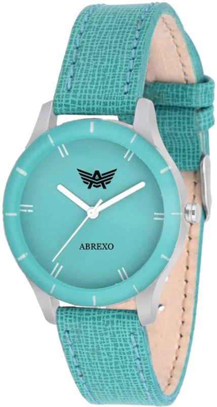 Abrexo Abx 1501 SKYBLU Fablook Analog Watch For Women