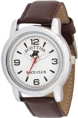 Scottiss Race Club src-340 Classic Analog Watch  - For Men