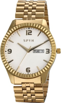Spyn Premium golden Casual Analog Watch  - For Boys, Men