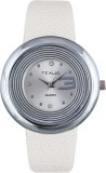 Texus TXWW23White Analog Watch  - For Wo...