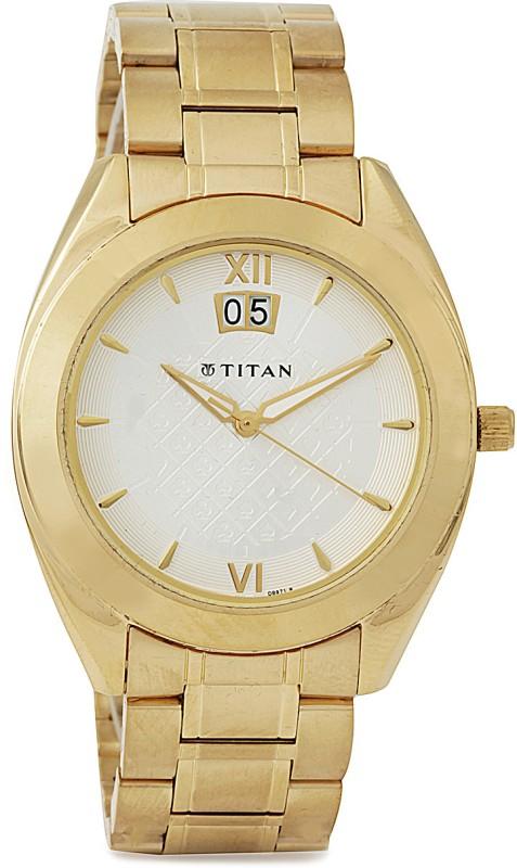 Titan NH1557YM02 Analog Watch For Men
