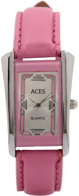 Aces A-0412-PK Analog Watch  - For Women