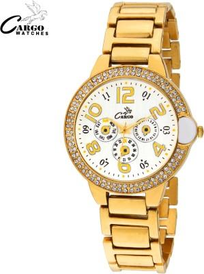 Cargo CW-00075 Breccia Analog Watch  - For Women