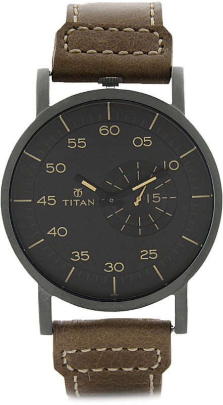 Titan 90026QL01J Analog Watch For Men