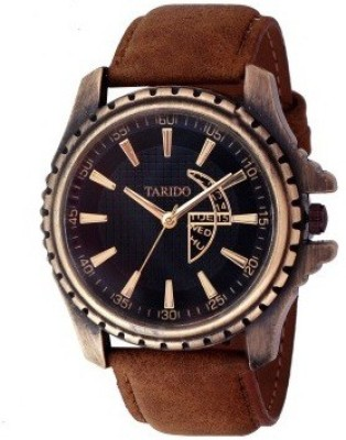 Tarido TD1176KL01 New Era Analog Watch  - For Men