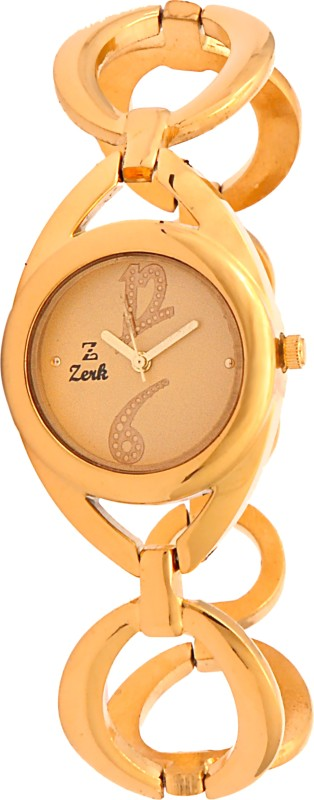 Zerk Zrk W4 Analog Watch For Women