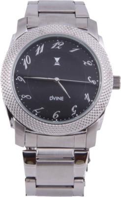 Dvine DS2115BK01 Analog Watch  - For Men