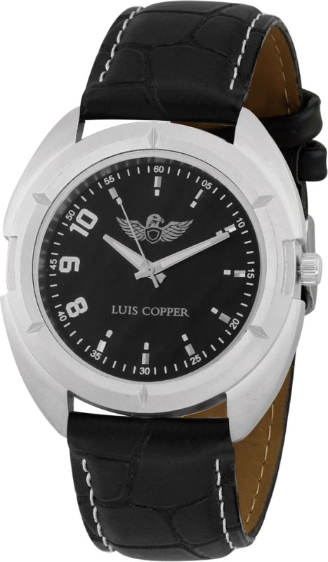 LUIS COPPER LUIS478BL3 New Style Analog Watch For Men