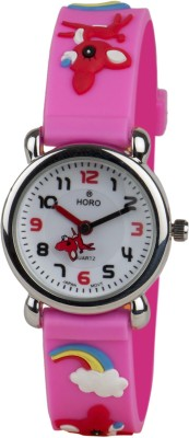 Horo K256 Analog Watch  - For Boys, Girls