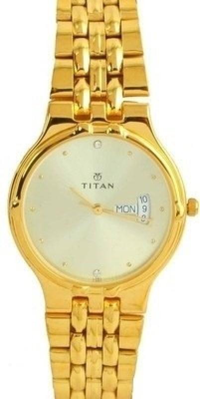 Titan NH1107YM08 Analog Watch For Men