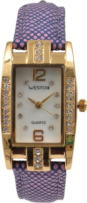Westchi 3108GWV Luxury Analog Watch  - For Women