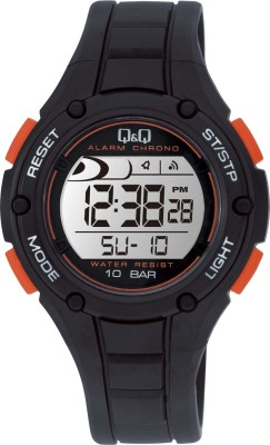 Q&Q M129J003Y Digital Watch - For Men