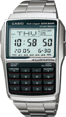 Casio DB36 Youth Digital Watch - For Men