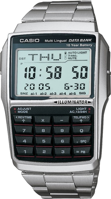 Casio DB36 Vintage Series Digital Watch For Men