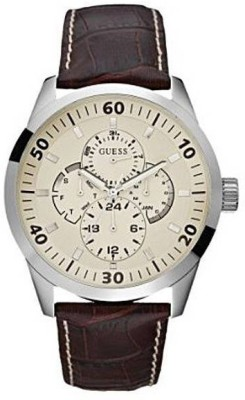 Guess W95046G1 Newport Analog Watch  - For Men