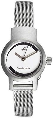 Fastrack NG2298SM01C Basics Analog Watch - For Women