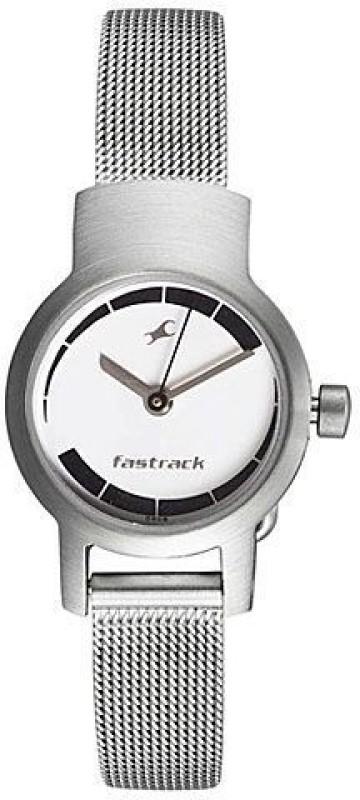 Fastrack NG2298SM01C Basics Analog Watch For Women