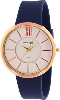 Madonna MDN-009-BLU Analog Watch  - For Women