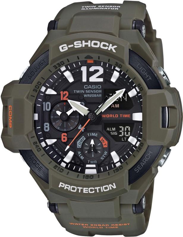 Casio G699 G Shock Analog Digital Watch For Men