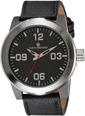 Giani Bernard GB-103C Shield Analog Watch  - For Men