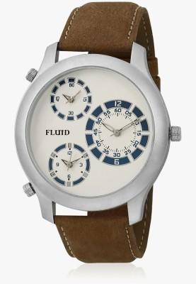Fluid FL 122 IPS Analog Watch  - For Men