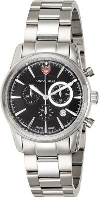 Swiss Eagle SE-9067-11 Analog Watch  - For Men