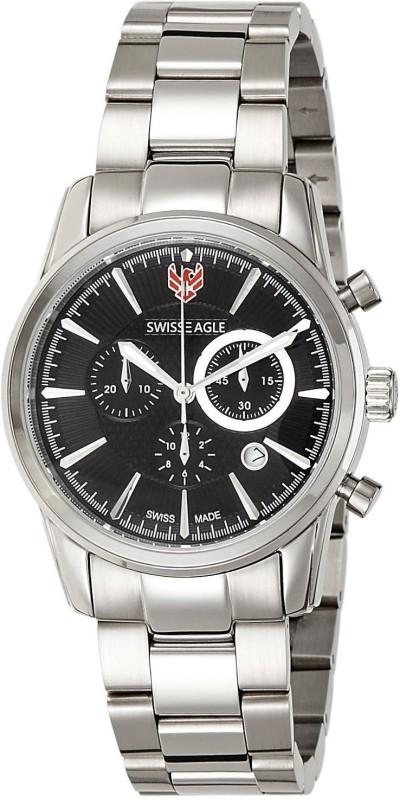 Swiss Eagle SE 9067 11 Analog Watch For Men