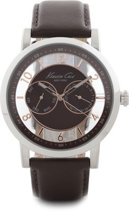 Kenneth Cole IKC8080 Transparency Analog Watch For Men