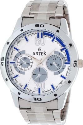 ARTEK AK1052WT Analog Watch  - For Men