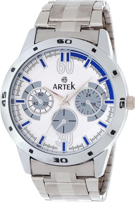 Artek ARTK 1052 0 WHITE Analog Watch For Men