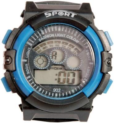 Surya Blueblk Kiddigital Digital Watch  - For Boys