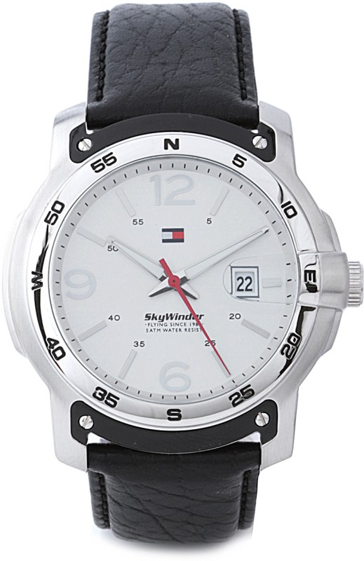 Tommy Hilfiger TH1790899D Skywinder Analog Watch For Men
