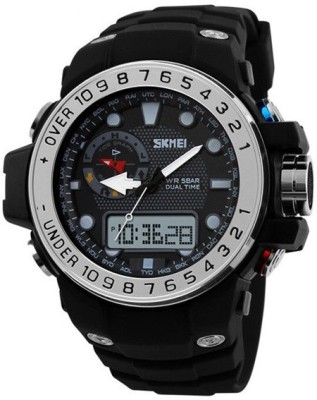 Crystal Collections SKMEI-1063 Sports Analog-Digital Watch  - For Men