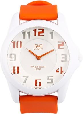 Q&Q VR42J008Y PU Color Women's Watch image