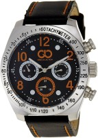 Gio Collection GAD0039 E Special Collection Analog Watch For M