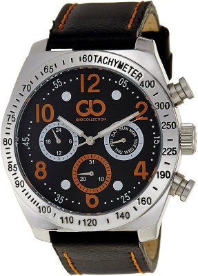Gio Collection GAD0039-E Special Collection Analog Watch  - For Men
