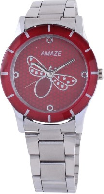 Amaze Amlad28 Ladies Chain Series Analog Watch  - For Girls