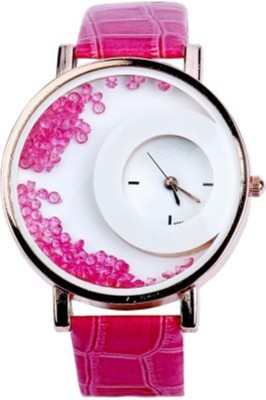 jay gopal fashion Mxre pink moon Analog Watch  - For Women