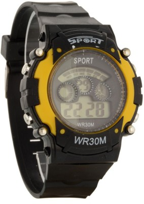 Diamonds World Dww180 Digital Watch  - For Men