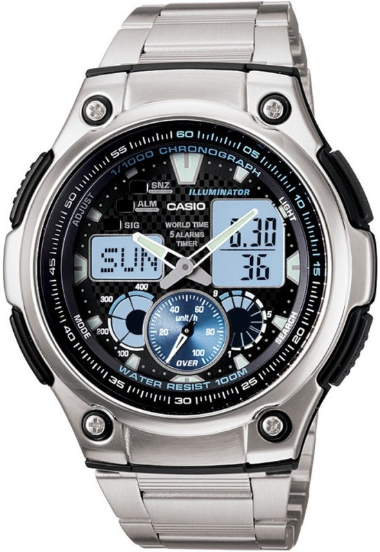 Casio AD160 Youth Series Analog Digital Watch For Men